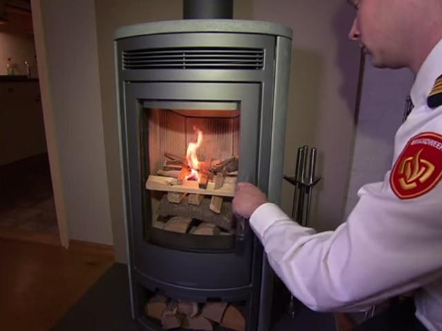 Brandweer adviseert Zwitserse methode!