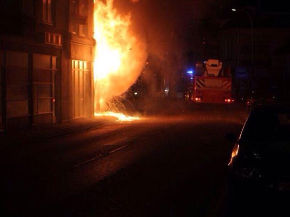 Zeer grote brand Lochem