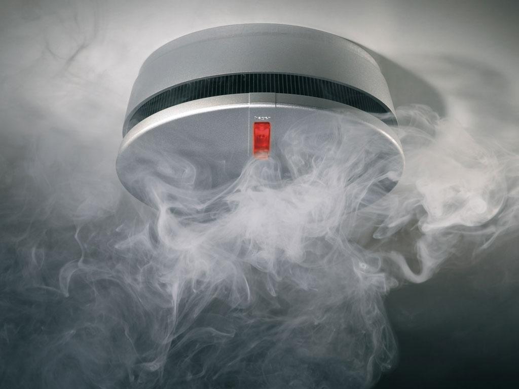 Controleer uw rookmelders
