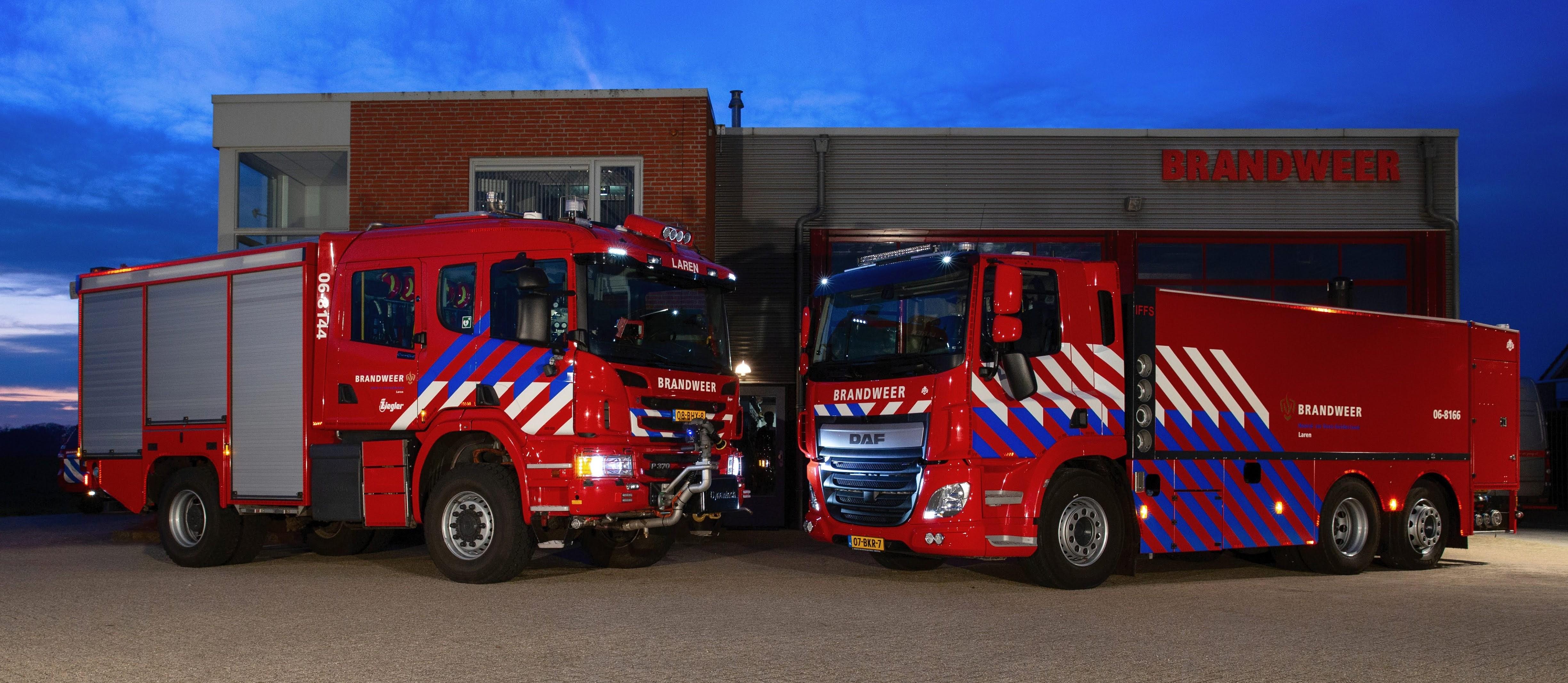 Brandweer Laren Gld.