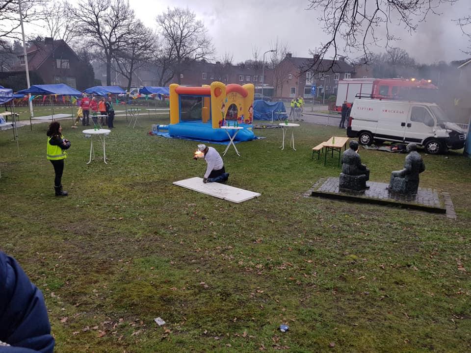 Onderlinge wedstrijd Klarenbeek
